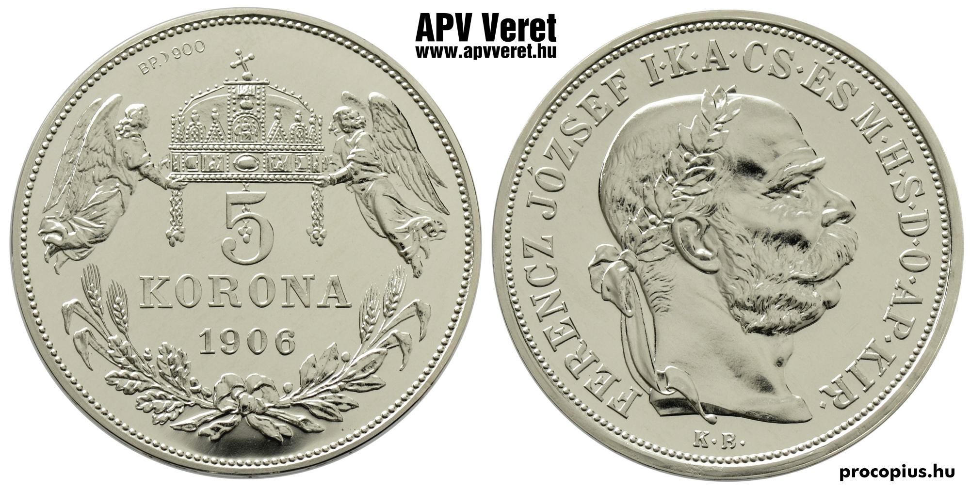 http://www.apvveret.hu/korona-penzvero-utanveret/www_apvveret_hu_ezust_jelolt_1906_5_korona_penzvero-utanveret.jpg